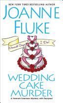 Wedding Cake Murder Book