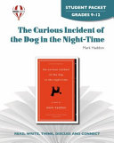Download The Curious Incident of the Dog in the Night Time Novel Units Student Packet Book