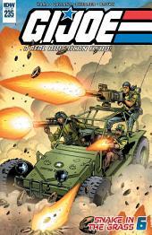 G.I. JOE: A Real American Hero #235
