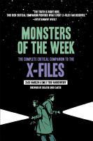Monsters of the Week PDF