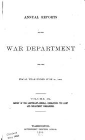Elihu Root collection of United States documents relating to the Philippine Islands: Volume 49