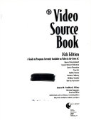 The Video Source Book Supplement #1