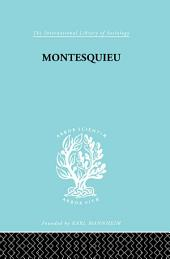 Montesquieu: Pioneer of the Sociology of Knowledge