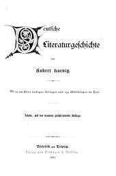 Deutsche Literaturgeschichte