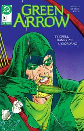 Green Arrow (1987-) #5