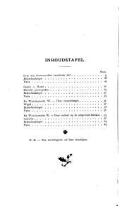 Het Belfort: maanschrift gewijd aan letteren, kunst en wetenschap, Volume 7