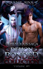 Demencious Saga: A Gay Monster Harem Series