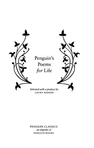 Penguin S Poems For Life