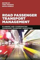 Road Passenger Transport Management