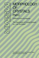 Morphology of Crystals