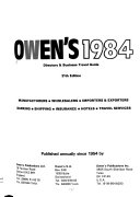 Owen s     Directory   Business Travel Guide