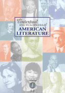 Gale Contextual Encyclopedia of American Literature PDF