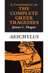 A Commentary on The Complete Greek Tragedies  Aeschylus PDF