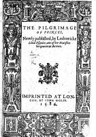 The Pilgrimage of Princes  B L  PDF
