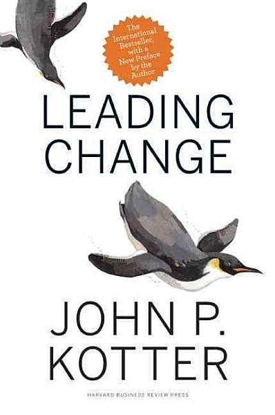 Download Leading Change Book