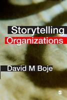 Storytelling Organizations PDF