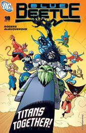 Blue Beetle (2006-) #18