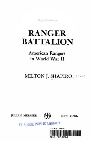 Ranger Battalion