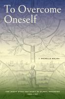 To Overcome Oneself PDF