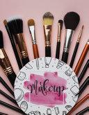 Makeup Face Charts Book