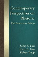 Contemporary Perspectives on Rhetoric PDF