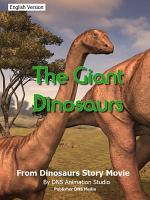 The Giant Dinosaurs PDF