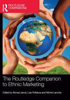 The Routledge Companion to Ethnic Marketing PDF
