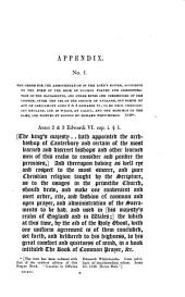Two treatises, on the Christian priesthood, and on the dignity of the Episcopal order: with a prefatory discourse in answer to a book entitled, The rights of the Christian Church etc., and an appendix;