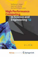 High Performance Computing in Science and Engineering  12 PDF