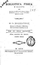 Biblioteca Fisica d'Europa: Volume 15
