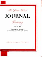 The Ladies  Home Journal Treasury PDF