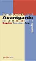 Handwerk und Avantgarde PDF