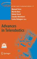 Advances in Telerobotics PDF