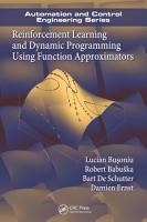 Reinforcement Learning and Dynamic Programming Using Function Approximators PDF