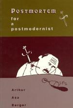 Postmortem for a Postmodernist