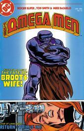 The Omega Men (1983-) #13