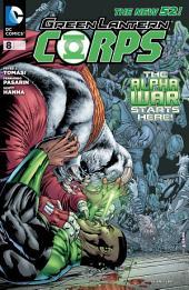 Green Lantern Corps (2011-) #8