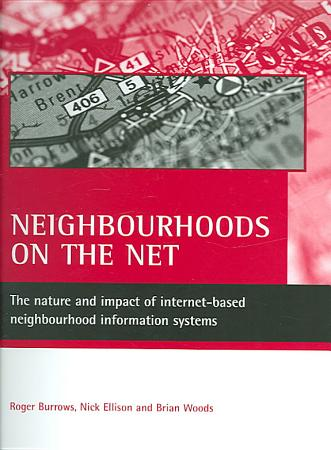 Neighbourhoods on the Net PDF