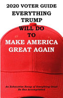 Everything Trump Will Do to Make America Great Again PDF