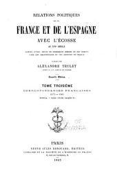 v. 1-2 Correspondances françaises 1515-1603
