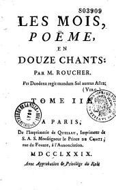 Les mois: poème en douze chants, Volume4