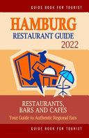 Hamburg Restaurant Guide 2022