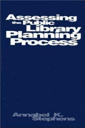 Assessing the Public Library Planning Process