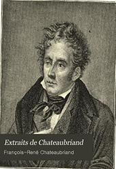 Extraits de Chateaubriand...