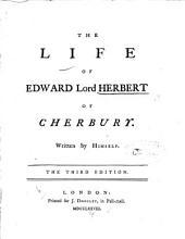 The life of Edward lord Herbert of Cherbury