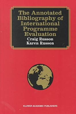 The Annotated Bibliography of International Programme Evaluation PDF