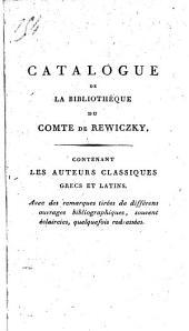 Bibliotheca graeca et latina, quas usui meo paravi Periergus Deltophilus