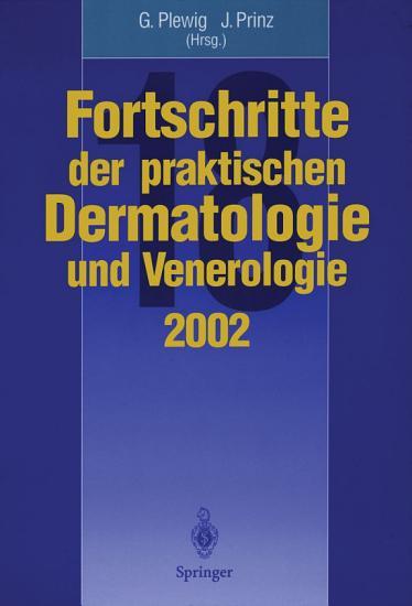 Fortschritte der praktischen Dermatologie und Venerologie PDF