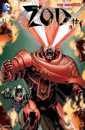 Action Comics feat Zod (2013-) #23.2