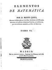 Elementos de matemática: Volumen 6
